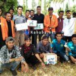 Gerakan Peduli Lombok, Mahasiswa STISIP Partisipasi Galang Dana