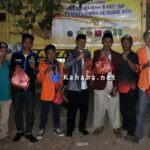 Bantuan Terkumpul Rp 50 Juta, Mahasiswa STISIP Salurkan Bantuan Korban Gempa