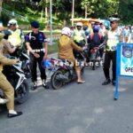 Opgab 14 Hari, Polisi Tilang 98 Kendaraan