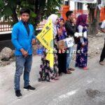 PMII Bima Galang Dana Untuk Korban Gempa Lombok