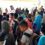 45 Anak Dari Donggo Ikut Kegiatan Tetirah di Lobar