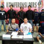 Polres Bima Kota Ungkap 3 Kasus Pencurian Dalam Sepekan