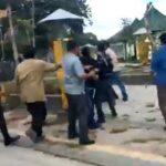 Mutmainah Terpilih Secara Aklamasi, Musda KNPI Kota Bima Ricuh