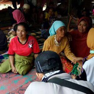 BSMI Tangani Korban Gempa Lombok yang Mulai Diserang Penyakit