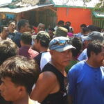 Tuntut Warga Dibebaskan, Warga Wawonduru Tutup Jalan