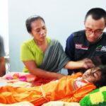 ACT MRI Dampingi Andini Yang Dirujuk ke Mataram