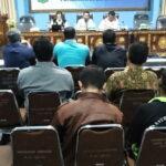 Rakor Pertama KONI, Feri Ingin Pengurus Serius Mengabdi Untuk Perkembangan Olahraga di Kota Bima