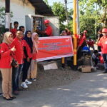 Tingkatkan Pelayanan, Telkom Bima Gotong Royong Bersihkan Alat Produksi