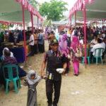 Seluruh OPD Siapkan Konsumsi Pesta Rakyat di Kantor Walikota Bima
