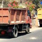 8 Unit Mobil Sampah Nunggak Pajak, 2 Unit Ditilang