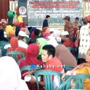KLHK Tanda Tangan Perjanjian Pinjaman Tunda Tebang Bersama 400 Petani