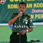 Dandim Bima : TNI Harga Mati Netralitas dalam Politik