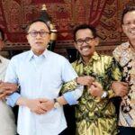 Ketua MPR dan DPR Dijadwalkan Hadir Saat Pelantikan Lutfi-Feri