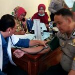 HUT Polantas, Polres Bima Gelar Donor Darah