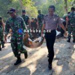 TNI-Polri di Dompu Kompak Bersihkan Gereja