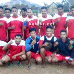 Panwaslu Kecamatan Wawo Ambil Bagian di Turnamen Sepak Bola Mini