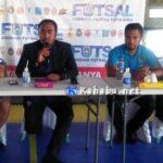 Persiapan Porprov, Asosiasi Futsal Kota Bima Hadirkan Pelatih Nasional