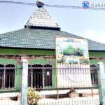 Alumni SMPN 1 Bolo Patungan Rehab Masjid Sekolah