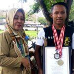 2 Tahun Sabet Emas O2SN Penyandang Cacat, Muhtin Minim Perhatian Pemerintah