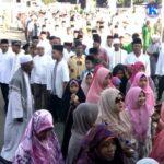 Ribuan Warga Bolo Meriahkan Pawai Ta'aruf Tahun Baru Islam 1440 H
