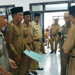 Masa Jabatan Kades Kara dan Darussalam Berakhir, Pejabat Sementara Dilantik