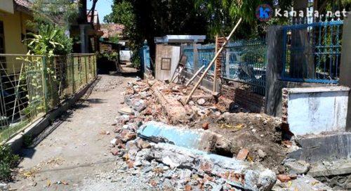 Nurma: Pelebaran Gang Samping Sekolah itu Menindaklanjuti Surat Kelurahan