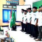 Pengurus GP Ansor Kota Bima Periode 2018 – 2022 Dilantik