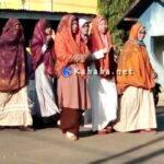 Pawai Ta'aruf Tahun Baru Islam di Bolo, Sejumlah Peserta Pakai Rimpu