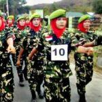 Warga di 3 Kelurahan Meriahkan Gerak Jalan Indah tingkat Kecamatan Asakota