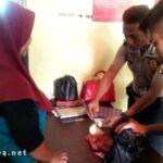 Polres Bima Kota Perketat Pemeriksaan Pengunjung Tahanan