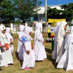 Siswa TK Ya Bunayyaa dan SD Integral Lukman Al Hakim Terus Diperkenalkan Tentang Rukun Haji