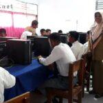 SMAN 5 Mulai Terapkan Ujian Semester Berbasis Komputer