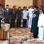 Gubernur NTB Lantik Lutfi-Feri Sebagai Walikota dan Wakil Walikota Bima