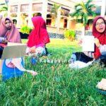 Pekan ke-2 Sekolah Jurnalistik PMII, Peserta Praktek Menulis Berita