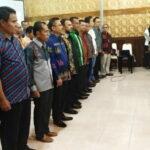 Pengurus KONI Dilantik, Feri: Target Jangka Pendek Kita Juara Umum Porprov