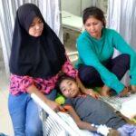 Kondisi Terus Melemah, Dokter Sarankan Andini Pulang