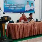 HBY Ingatkan Kades Soal Pengelolaan Keuangan Desa