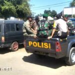 Ciptakan Kondisi Kilo Aman, TNI-Polri Patroli Bersama Muspika