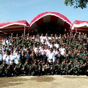 HBY: Tanpa TNI, Jagung Dompu Tidak Dikenal Nasional