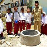 Krisis Air, Siswa di SDN Sanolo Jarang Mandi ke Sekolah