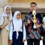 SMPN 6 Juara LPSNTingkat Kota Bima