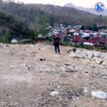 Lahan Relokasi di Sambinae Belum Rata, Anggaran Pematangan Tidak Ada