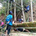 Wisata Dam Toloweri Hasil Karya Mahasiswa KKN STIE dan Masyarakat