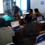 Dinas Kominfo Bimtek Integrasi Sistem Informasi OPD Berbasis Website