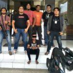 Pelajar Asal Bolo Ditangkap Karena Diduga Curi Motor