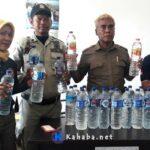 Pol PP Amankan Miras dan 14 Pasangan Diduga Mesum