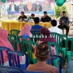 Reses di Jatibaru Timur, 3 Anggota Dewan ini Dikritik Warga