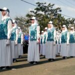 Peringati Hari Sumpah Pemuda, 77 Regu Ikut Gerak Jalan Indah