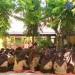 Pesantren Sehari, PHBI Kecamatan Bolo Imtaq di SMPN 1 Bolo