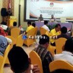 KPU Evaluasi Penyelenggaraan Pilkada Kota Bima Tahun 2018